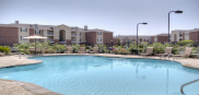 Luxury condominiums - swimming pool